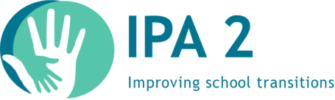 IPA2 – Improving school transitions Logo